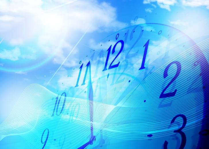 トリガミの語源を辿る時計